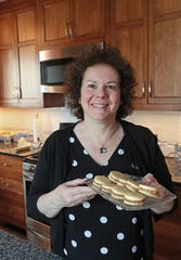 It took Kathy Dolan several attemps to perfect her winning Tiramisu Alfajores.
