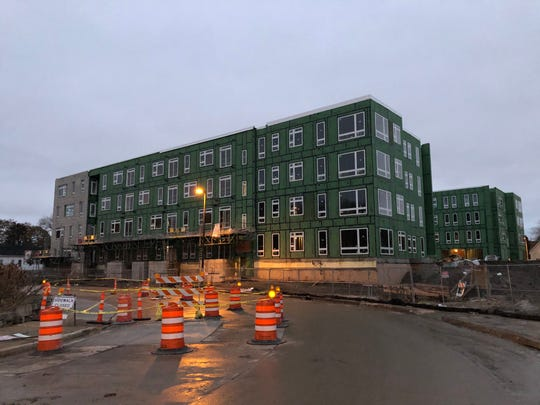 New apartment developments throughout the Milwaukee area, including Element 84 in West Allis, continue to attract renters.