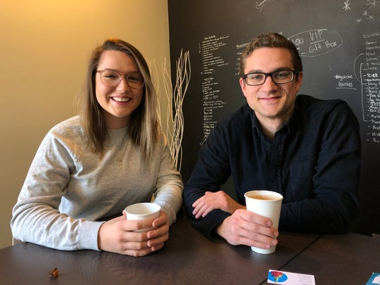 Kat Djokic and Owen Raisch helped start Vida Coffee.