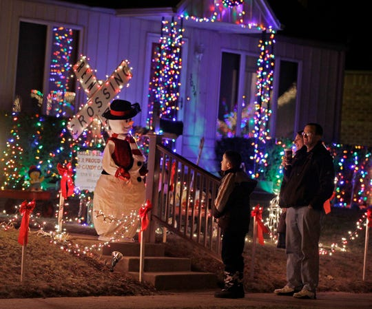 Since its beginnings in 1984, Candy Cane Lane has raised more than $2.8 million for Midwest Athletes Against Childhood Cancer, which funds research on childhood cancer and related blood disorders.