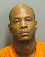 Marcus Andre Johnson was arrested Nov. 22, accused of fatally stabbing a man.