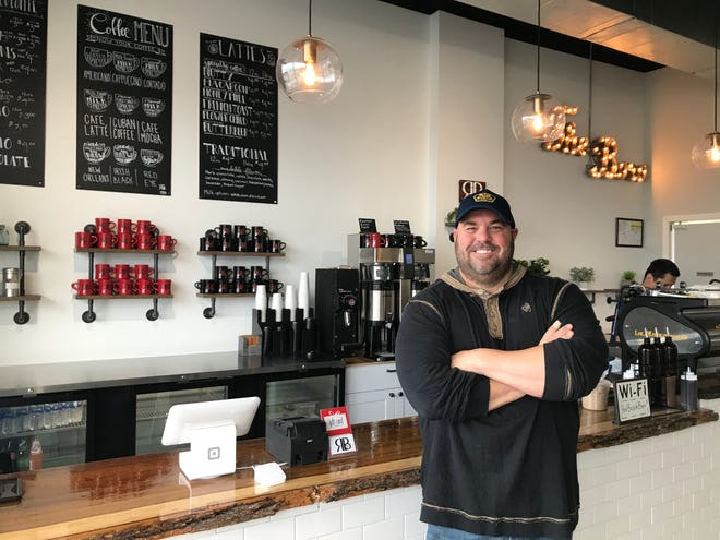Jason Day is owner of Red Bicycle Murfreesboro. The restaurant will sell gourmet coffee drinks, pastries, crepes, sandwiches and tacos as well as wine and beer at 1733 St. Andrews Drive.