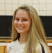 Lily Martin, Ensworth volleyball