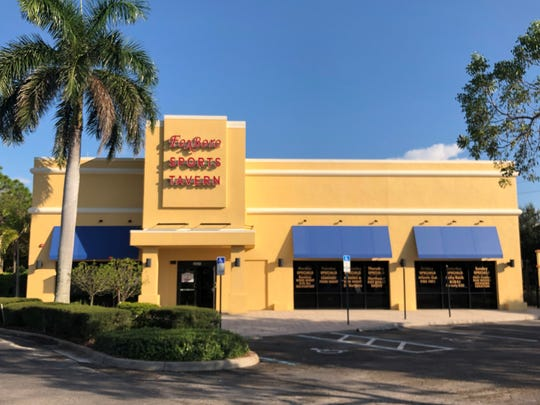 Foxboro Sports Tavern opens its new location in Bonita Springs on Saturday, Nov. 23. The Boston sports-themed tavern occupies the former space of Buffalo Wild Wings near U.S. 41 and Bernwood Parkway.