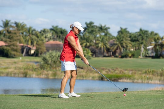 Enjoy golf in the winter by joining a Florida country club.