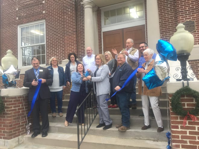 Pataskala's Old Town Hall officially marks its restoration and celebrates its new tenants with a Nov. 21 ceremony and open house.