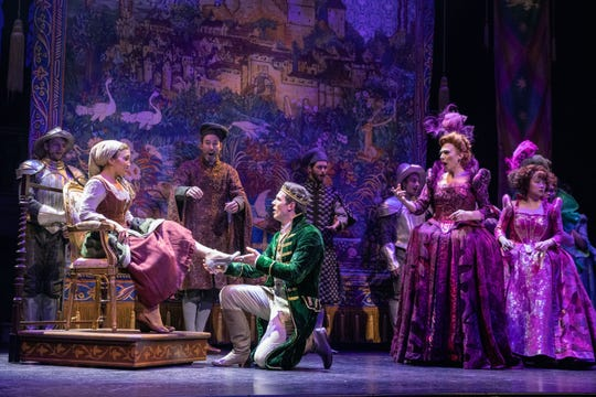 Rodgers + Hammerstein's Cinderella at Paper Mill Playhouse