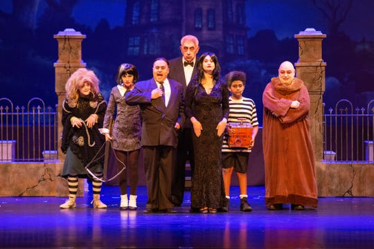 """Musical Theatre University produced """"Addams Family"""" last year."""