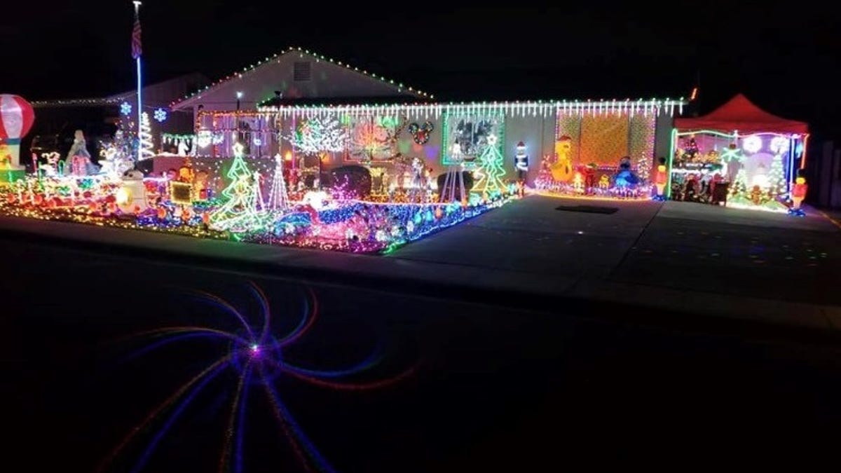 Phoenix holiday lights map: Find a location near you