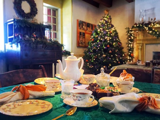 Mount Gulian Historic Site in Beacon will host its annual Holiday Tea Dec. 30.