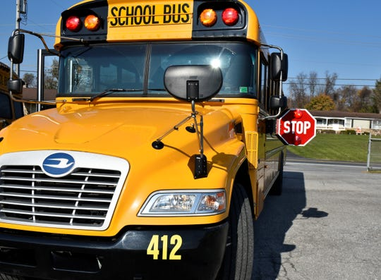 When a school bus lights are activated, it is against state law to pass the bus on either side of the road. If convicted, consequences can outweigh those of a DUI.