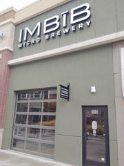 Imbib Custom Brews recently opened a taproom in the Outlets at Legends center in Sparks.