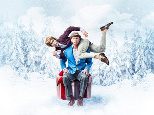 O Christmas Tea: A British Comedy is coming to the Elsinore Theatre Saturday, Nov. 30.