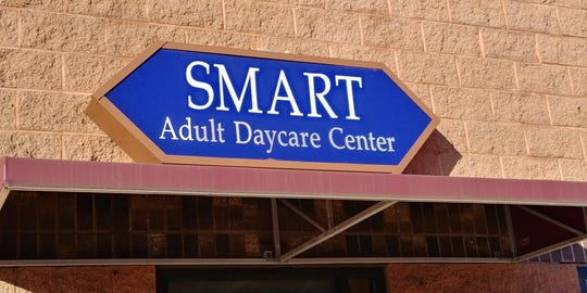 Smart Adult Day Care in Waite Park had its license placed on conditional status in 2019 for failure to address more than 20 violations. It's shown here on on Saturday, Oct. 26, 2019.