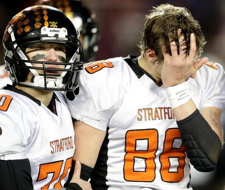 Stratford Tigers lose to Lake Country Lutheran in WIAA ...