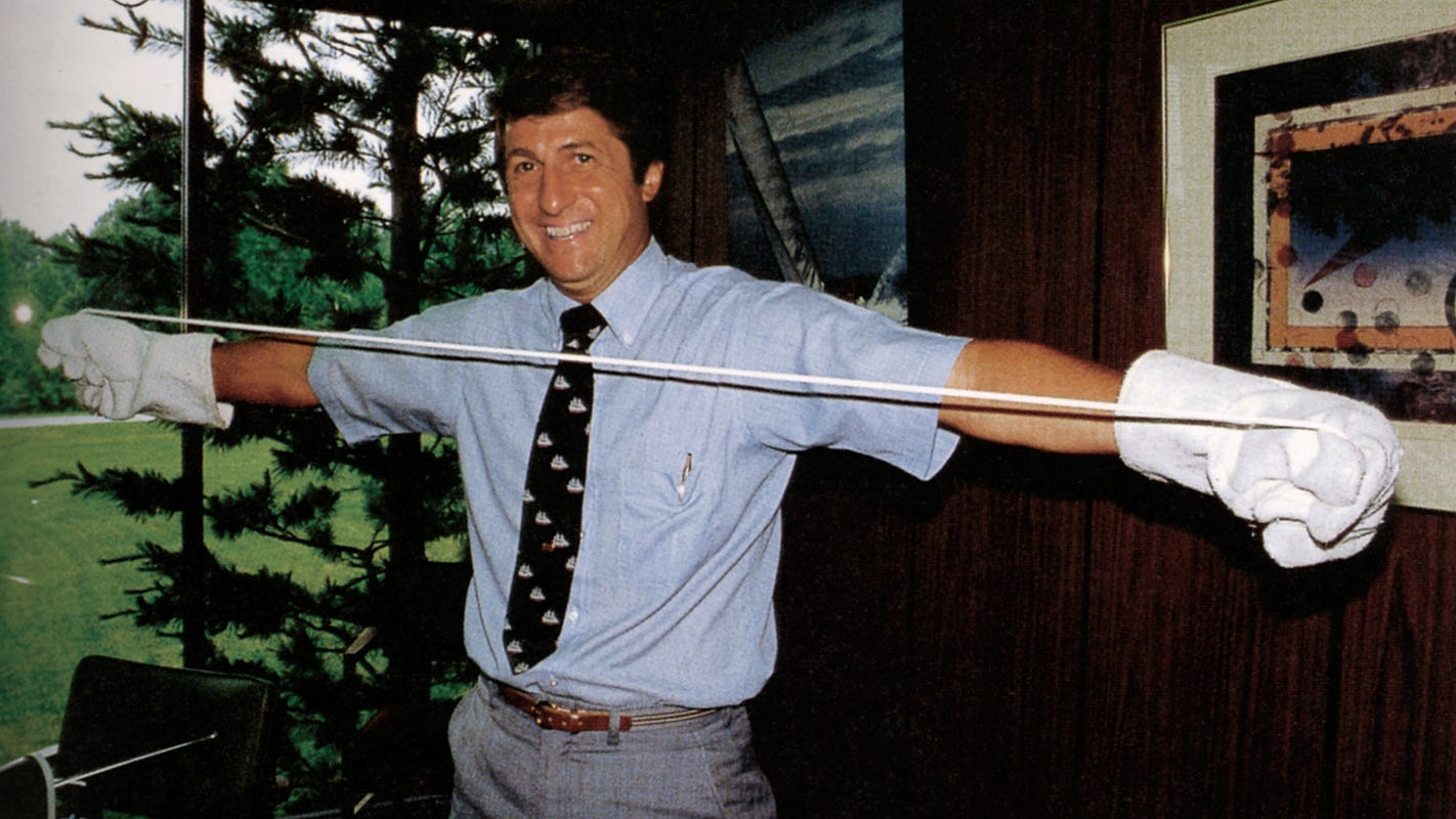 Gore-Tex technology inventor Robert W. Gore dies at 83