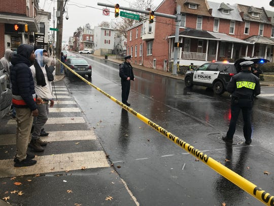 Wilmington police are currently investigating shots fired in the city's Hilltop neighborhood, where witnesses say the shooter is holed up in a home.