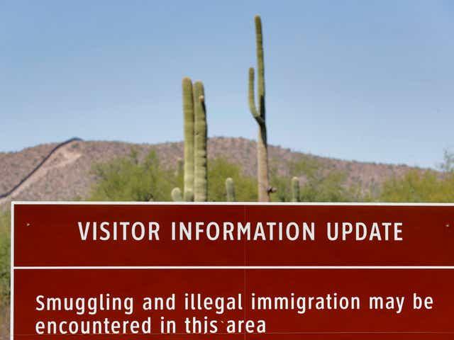 Trump: Park rangers will patrol Mexican border, arrest migrants