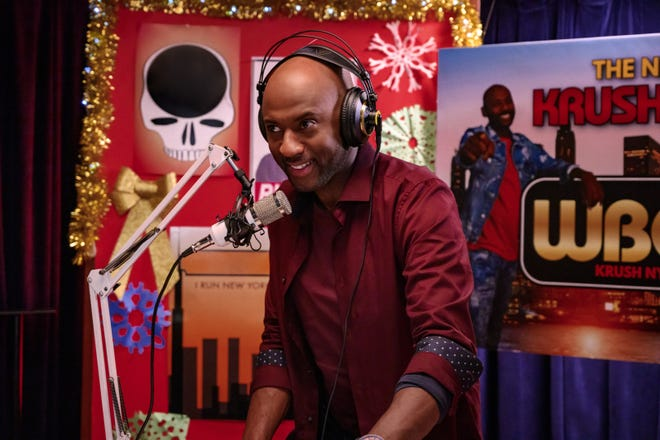 "Romany Malco plays a popular DJ in ""Holiday Rush."""