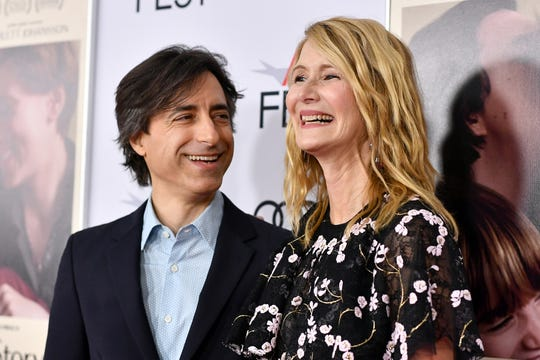 """Who was at AFI Fest? The annual Hollywood film festival kicked off a week of high-wattage events. Noah Baumbach and Laura Dern were on the red carpet Thursday for the screening of """"Marriage Story."""" Click ahead to see who else was there:"""
