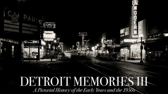 Detroit Free Press / Reviewed 2019 gift guide: Detroit Memories III