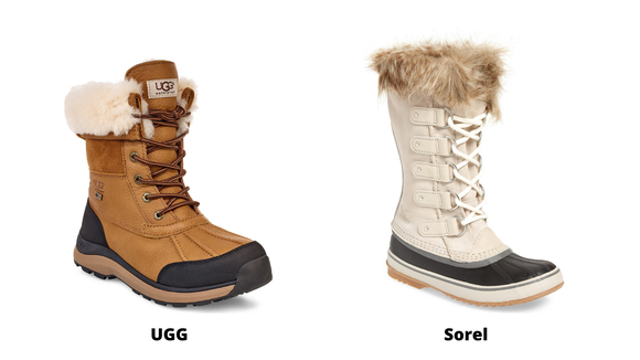 Best Nordstrom gifts: Snow Boots