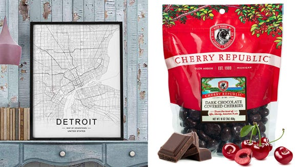 Gifts for people who love Michigan
