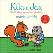 """Kiki & Jax,"" by Marie Kondo; art by Salina Yoon"