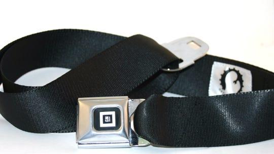 Detroit Free Press / Reviewed 2019 gift guide: GM belt