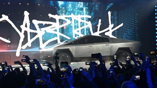 Tesla S Cybertruck Is Like Nothing You Ve Seen Before