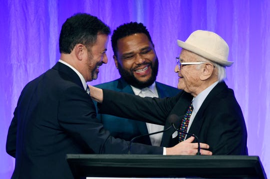 Norman Lear, Carol Burnett headline Paley comedy honors: 'Laughter adds time to one's life'