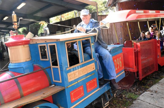 George Simmons, the train operator at the Alexandria Zoo, is retiring at the end of the month after 27 years. Simmons plans to help out part time when the need arises.