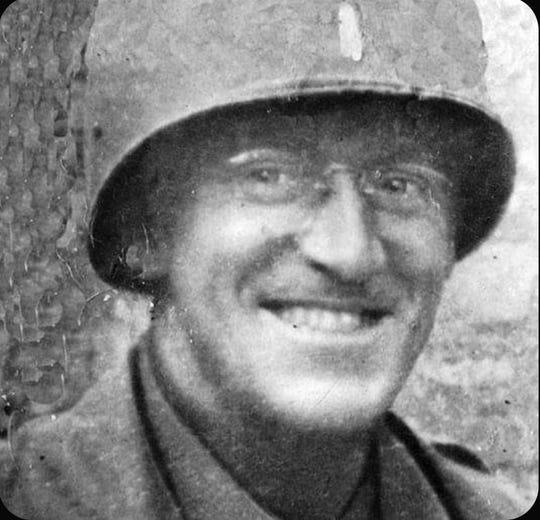 Howard Lloyd during World War II