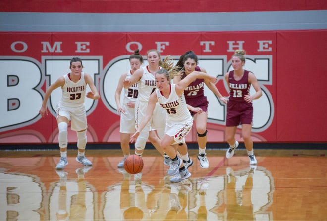 Buckeye Central returns to the top spot in the area.
