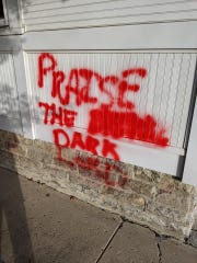 Warren County police said the investigation regarding vandalism at Kings Mills Baptist Church is ongoing.