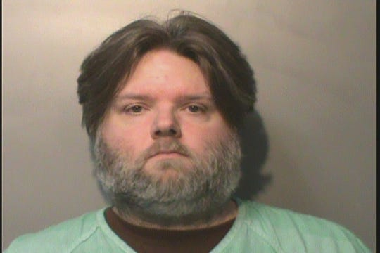 Andrew Jon Fisher, 39, of Ankeny booked for incest and sexual abuse.