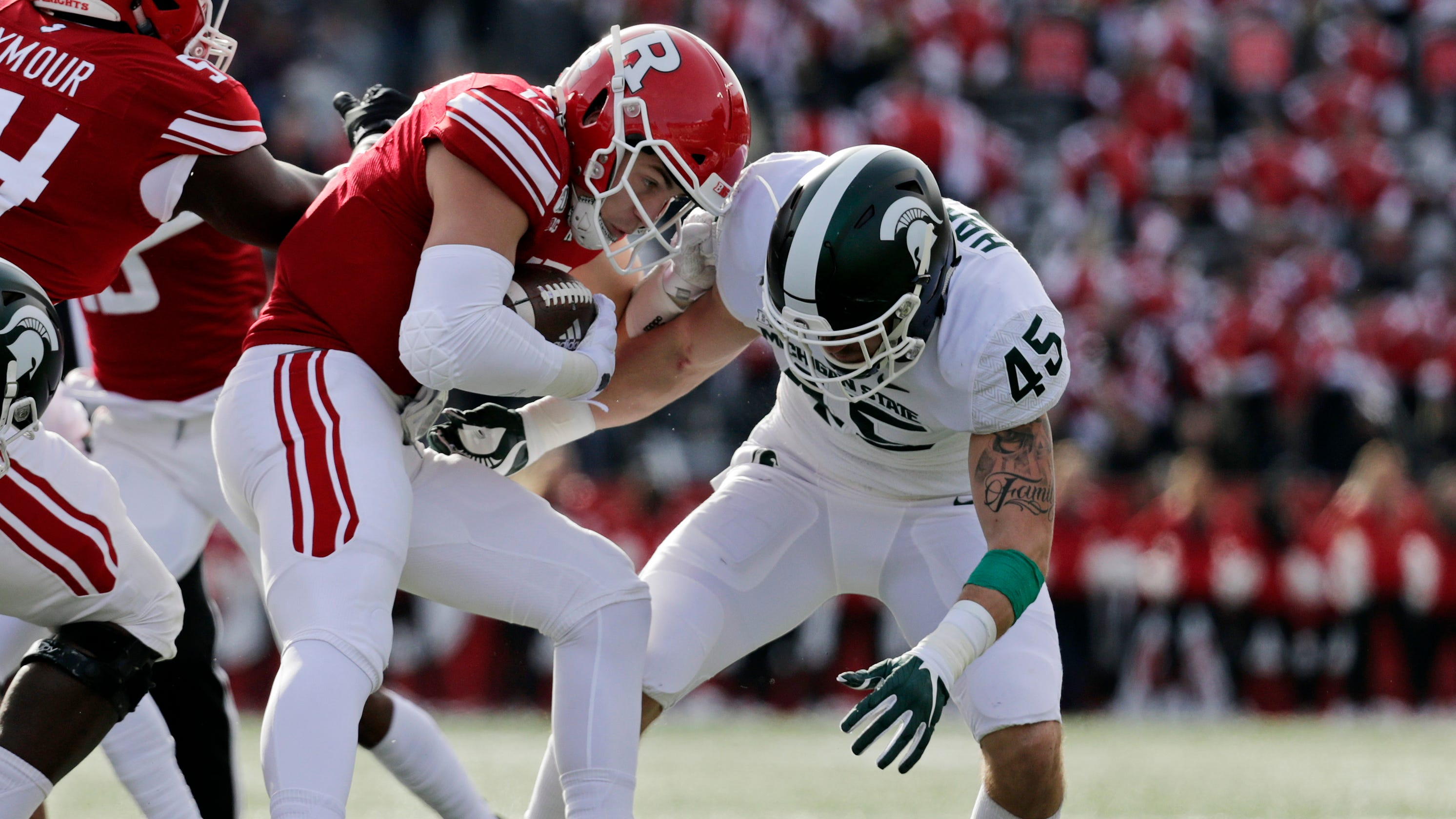 Big Ten football misery index: Replacing Rutgers as the butt of our jokes