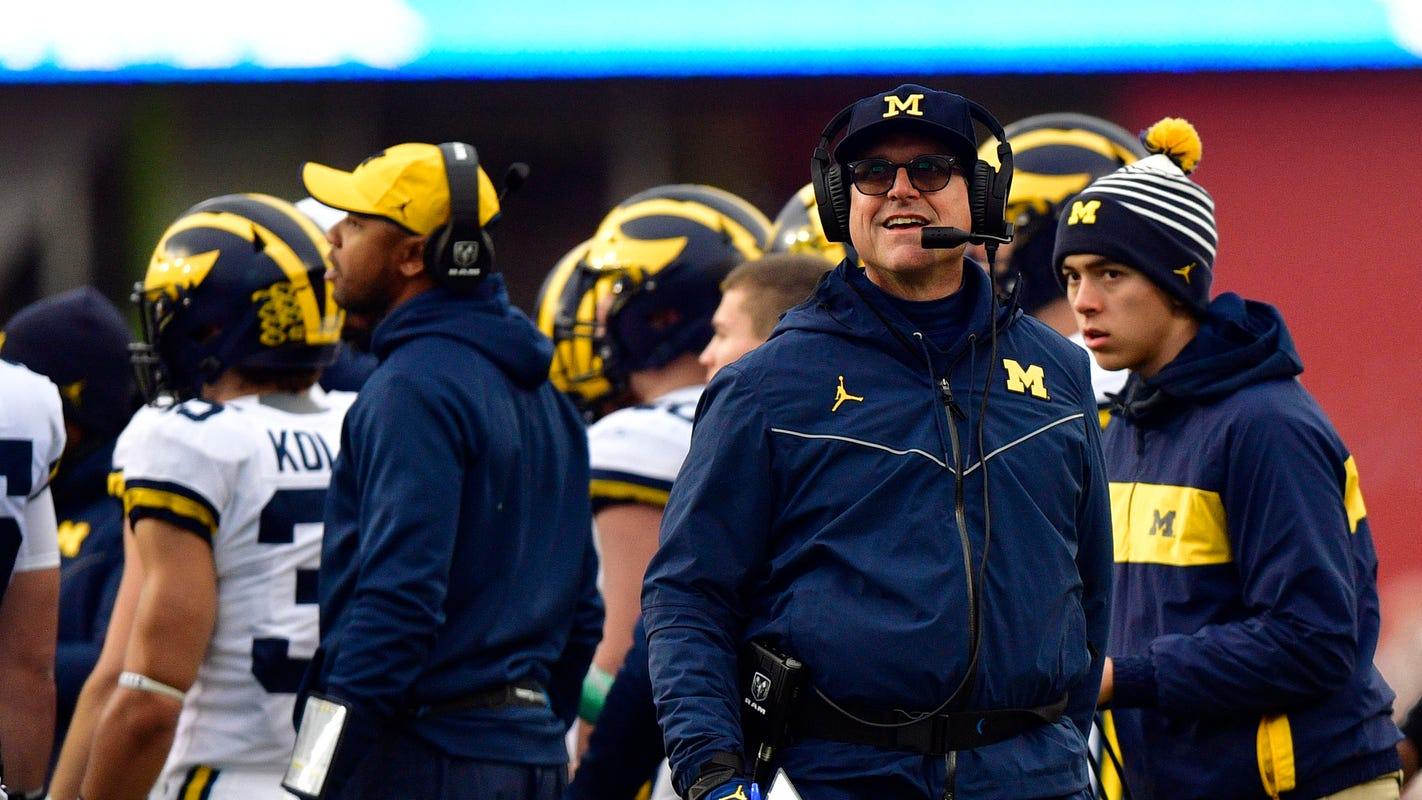 Making sense of Michigan football's staff turnover under Jim Harbaugh