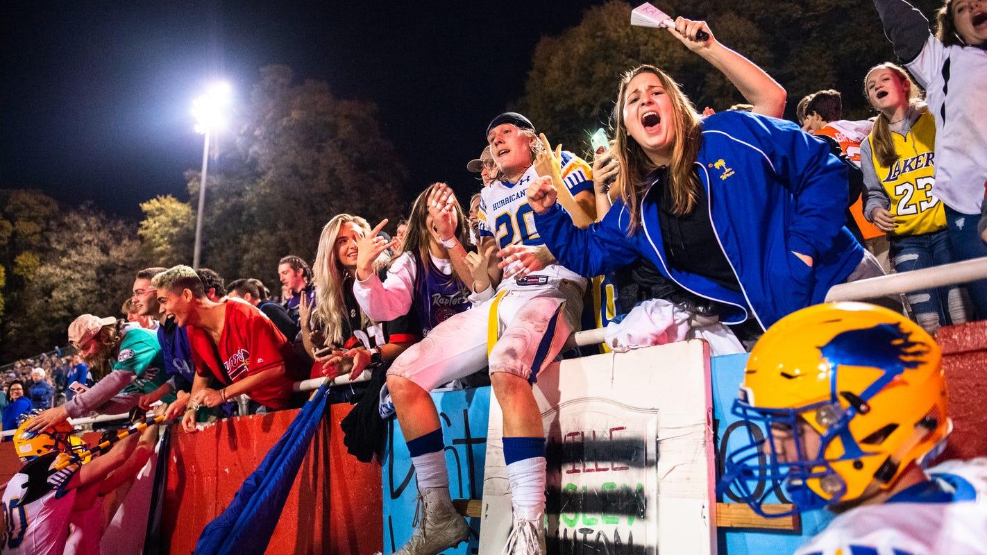 Wren Football Team Students And Community Share A Bond