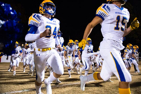 Wren High will host an Upper State championship game for the first time in the football program's history.