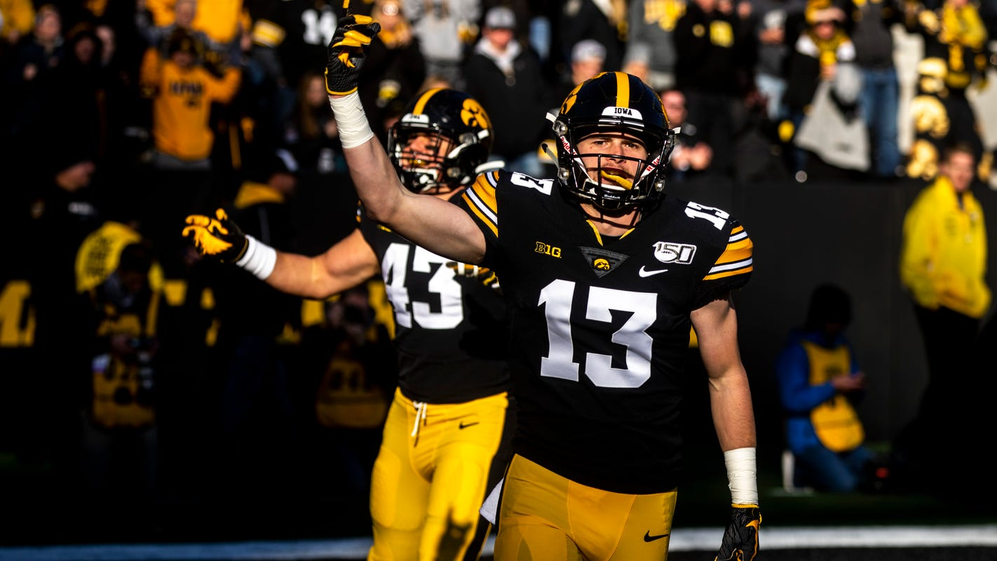 How to watch and follow Iowa football at the Holiday Bowl