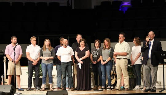 The Leadership Jackson Class of 2016 organized A Night of Glory for Lori.