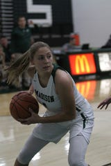 Madison's Kari Eckenwiler has the Rams looking to rebound after a slow start.