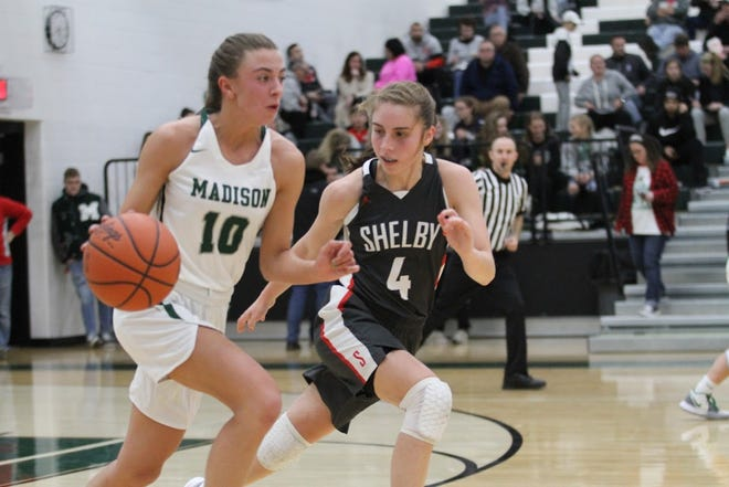 Shelby's Sophie Niese is one of the area's top point guards and has the Lady Whippets off to a 4-0 start.