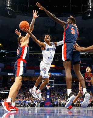Live updates: Memphis vs NC State basketball, Barclays Center Classic