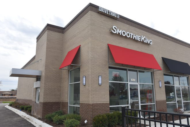 Livonia's new Smoothie King location at 29605 Seven Mile Road.