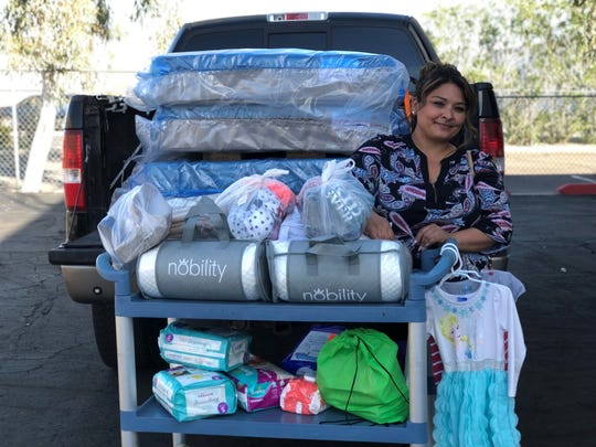 Arizona Helping Hands nonprofit provides Valley families with mattresses and basic needs.