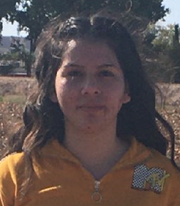 Jessica Marie Mendoza, 15, has not returned home since Nov. 14, 2019, and El Paso County authorities are asking for assistance finding her.