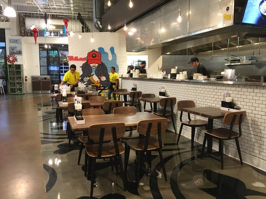 Silverlake Ramen has opened at what used to be Scratch Sandwich Counter inside The Annex at The Collection at RiverPark in Oxnard.