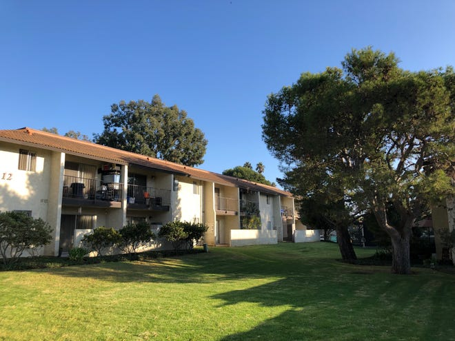 The Ventura Del Sol apartments recently sold for $72.5 million. The complex includes 255 units.